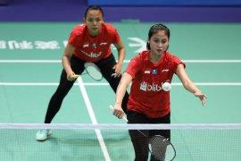 Pasangan Della/Rizki lolos ke perempat final kejuaraan bulu tangkis Asia