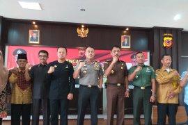 Polresta Bogor Kota lakukan pencanangan zona integritas (Video)