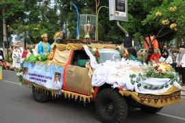 Kendaraan hias meriahkan MTQ ke-50 Kota Binjai