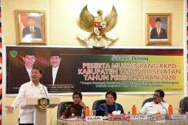 Pemkab Tapsel gelar Musrembang RKPD 2020