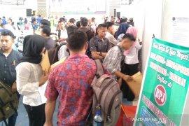 1.460 pencaker serbu Asahan Job Fair 2019