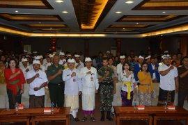 Kemenhan Perwakilan Bali adakan lomba parade cinta tanah air