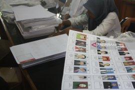 KPU Karawang tunggu pendistribusian surat suara pilpres