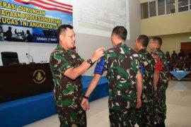 Komandan Kodiklatal buka Latihan Operasi Dukungan TNI AL 2019