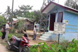 Warga desa terpencil di Langkat akhirnya nikmati air bersih