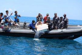 Pemerintah gagalkan penyelundupan 304.354 benih lobster