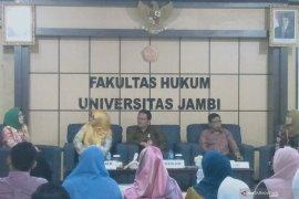 Universitas Jambi gelar lomba cerdas cermat konstitusi