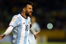 Messi ingin wujudkan obsesi juara bersama Argentina