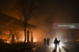 200 rumah kongsi TKI Malaysia terbakar