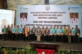 Gubernur Lampung Ridho Ficardo Apresiasi Way Kanan Masuk Daerah ODF