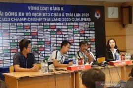 Kalah 0-4 dari Thailand, Indra bilang timnya sulit keluar dari tekanan