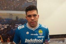 Fabiano Beltrame resmi bergabung di Persib