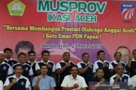 M Nasir ingin kembalikan kajayaan anggar Aceh