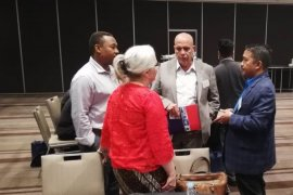 Dirut Trans Continent ikuti business and investor forum di Sydney