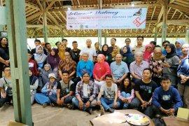 Ini dia, Ada Jambore Kupu-Kupu di Lampung