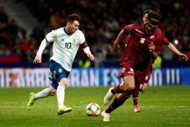 Messi kembali, Argentina justru kalah dari Venezuela
