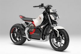 Motor Listrik Teknologi Robot Dikenalkan Honda