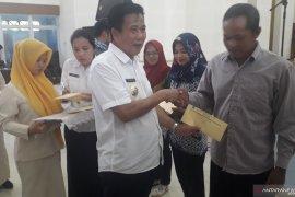 Bupati Bangka Tengah ingatkan warga tidak golput pada Pemilu 2019