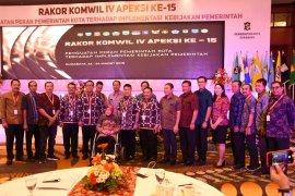 Wawali Denpasar hadiri Rakor Apeksi di Surabaya