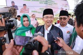 Santri Indonesia siap jihad menangkan Jokowi-Kyai Ma'ruf Amin