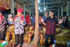 Hadiri pesta budaya Bupati Langkat berangkatkan haji warga Kuala