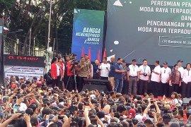 Ucapan terima kasih Anies untuk para gubernur Jakarta