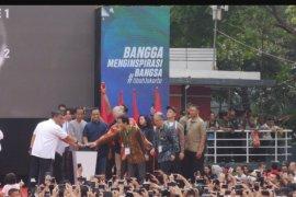 Presiden Jokowi minta DKI Jakarta mulai bangun MRT rute timur-barat