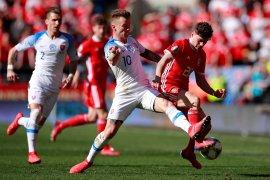 Gol tunggal Daniel James bawa Wales menang atas Slovakia
