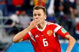 Rusia kalahkan Kazakhstan 4-0