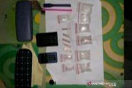 BNN Bengkulu ungkap peredaran narkoba modus paket kiriman