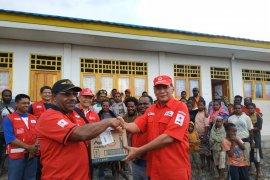 PMI distribusikan bantuan untuk pengungsi Nduga Papua