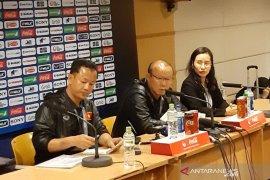 Meski menang atas Indonesia, Pelatih Vietnam masih kecewa
