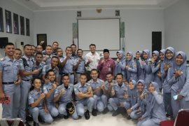 Prodi Mektan Polbangtan Bogor adakan kuliah umum