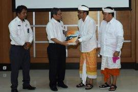 Kepala BPK RI Bali minta Denpasar pertahankan WTP