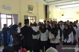 Bawaslu Bangka Tengah lantik 477 pengawas TPS
