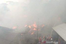 Kebakaran Di Balikpapan Tengah Hanguskan 15 Rumah