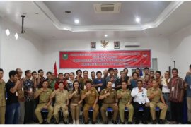 Wabup Sanggau tegaskan desa kunci pembangunan nasional