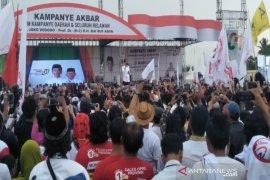 Jokowi janji secepatnya wujudkan KA dan jalan baru di Kalsel