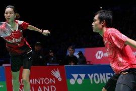 Denmark Open - Babak dua, Hafiz/Gloria ditaklukkan unggulan kedua