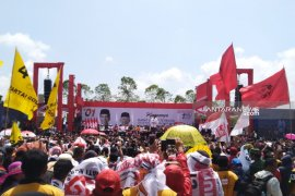Calon Presiden 01 Jokowi: Kalbar adalah miniatur Indonesia