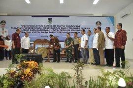 Gubernur ajak Pemkot Tebing Tinggi tingkatkan senergitas
