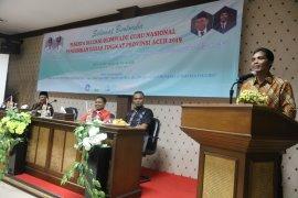 Finalis OGN tingkat provinsi Aceh diminta tulis artikel ilmiah