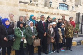 19 pekerja migran dipulangkanKBRI Amman  lewat program amnesti Jordania