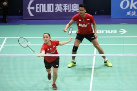 Satu wakil ganda campuran Indonesia dipastikan ke semifinal India Open 2019