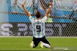 Higuain pensiun dari timnas Argentina