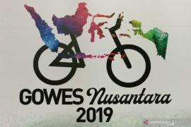 Rangkaian Gowes Nusantara 2019 akan diawali dari Padang
