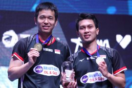 """The Daddies"" sabet gelar juara ganda putra New Zealand Open"