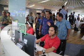 Command Center 112 Kota Surabaya raih penghargaan layanan darurat terbaik
