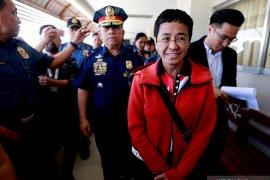Kepala Rappler.com  Filipina Maria Ressa divonis enam tahun penjara