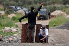 Pasukan Israel serang peserta pawai di Tepi Barat di Hari Bumi